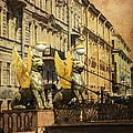 Bank Bridge by Elena Nosyreva