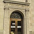 Bank Door by Eric Swan