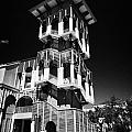 Bank Of America Building And Tower In Downtown Celebration Florida Usa by Joe Fox