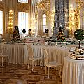 Banquet Room Summer Palace St Petersburg Russia by Thomas Marchessault