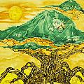 Banyan And Two Suns by Daniel P Cronin