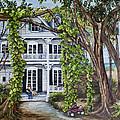 Banyan Beach House by Janis Lee Colon