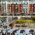 Bar 38 Gunwharf Quays by Claire Bull