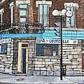 Bar De Courcelle St-henri by Reb Frost