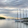 Bar Harbor Sunrise by Donna Doherty