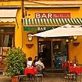 Bar San Giusto by Mick Burkey