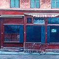 Bar Soho by Anthony Butera