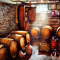 Bar - Wine - The Wine Cellar  by Mike Savad