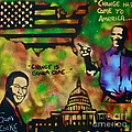 Barack And Sam Cooke by Tony B Conscious