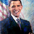 Barack Obama by Viola El