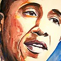 Barack Obama by Brian Degnon
