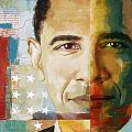 Barack Obama by Corporate Art Task Force