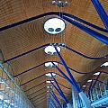 Barajas Five by Tina M Wenger