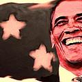 Barak Obama by Parvez Sayed