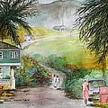 Barbados by Frank Hunter