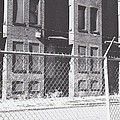 Barbed Wire Rowhouses by Todd Shepard