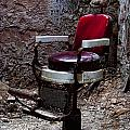 Barber Chair by Michael Dorn
