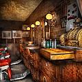 Barber - Closed On Sundays by Mike Savad