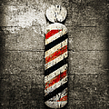 Barber Pole Selective Color by Andee Design