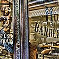 Barber Shop by Heather Applegate