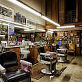 Barber Shop In Montgomery Alabama by Mountain Dreams