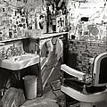 Barber Shop by John Nelson