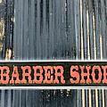 Barber Shop - Photopower by Pamela Critchlow