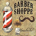 Barber Shoppe 1 by Debbie DeWitt