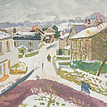 Barbon In The Snow by Stephen Harris
