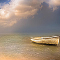 Barca De Marisqueo by Alfonso Garcia
