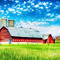 Bardstown Kentucky by Darren Fisher