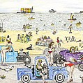 Bare Bods And Hot Rods by Steve Royce Griffin