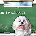 Bark To School by Starlite Studio