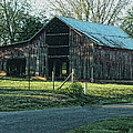 Barn 1 - Featured In Old Building And Ruins Group by Ericamaxine Price