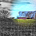 Barn 23 - Featured In Comfortable Art  And Artists Of Western Ny Groups by Ericamaxine Price