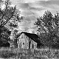 Barn And Clouds by IMH Photog