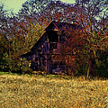 Barn And Diamond Reo-featured In Barns Big And Small Group by Ericamaxine Price