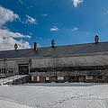 Barn At Amhi   7k00315 by Guy Whiteley