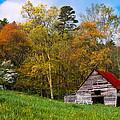 Barn Colors by Debra and Dave Vanderlaan