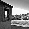 Barn Corner by Daniel Thompson