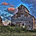 Barn by David Matthews