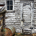 Barn Door by Armando Picciotto