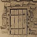 Barn Door by Derek Sands