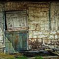 Barn Door by Joan Carroll