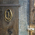 Barn Door by Peter J Sucy