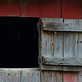 Barn Hatch by Audie T Photography