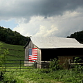 Barn In The Usa by Karen Wiles