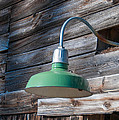 Barn Light by Guy Whiteley