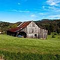 Barn by Robert L Jackson