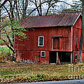 Barn - Seen Better Days by Paul Ward